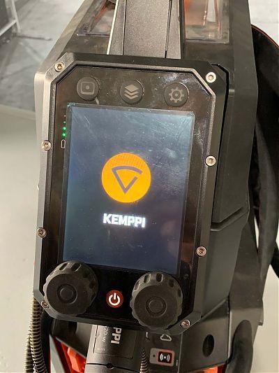 KEMPPI X8 Bedienpanel