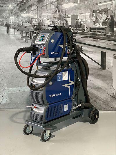 Vorführgerät Böhler Welding Terra 500 MSE wassergekühlt