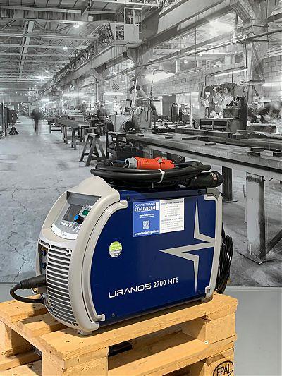 Böhler Welding Uranos 2700 MTE gasgekühlt