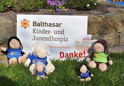 Balthasar sagt Danke
