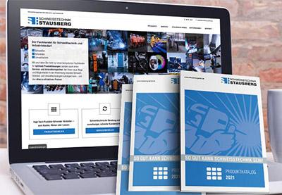 Neues Logo, neue Website, neuer Katalog