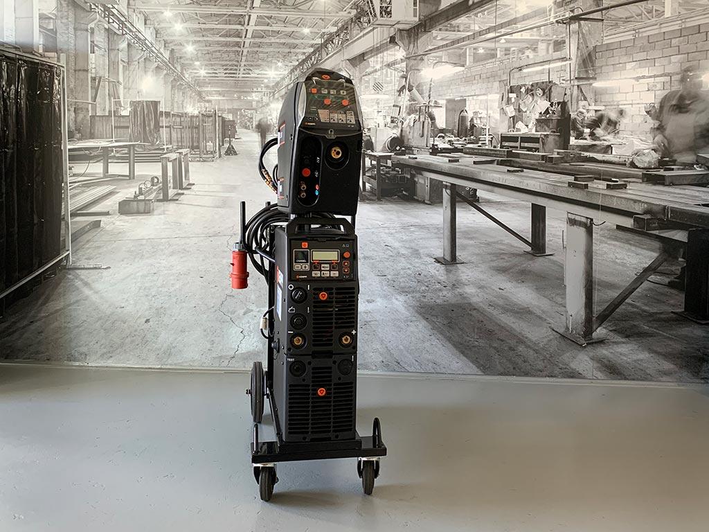 25 Jahre Schweißtechnik Stausberg