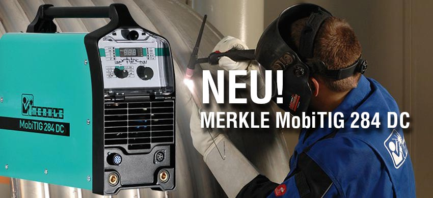 MERKLE MobiTIG 284 DC