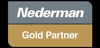 NEDERMAN Gold-Partner