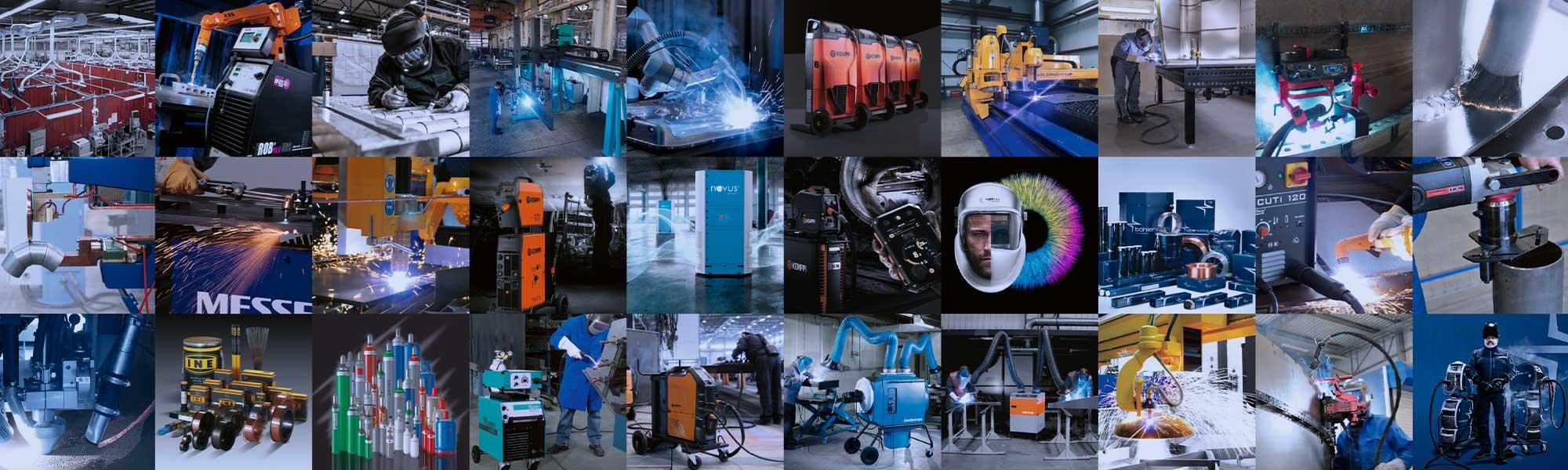 Schweißtechnik und Industriebedarf kaufen